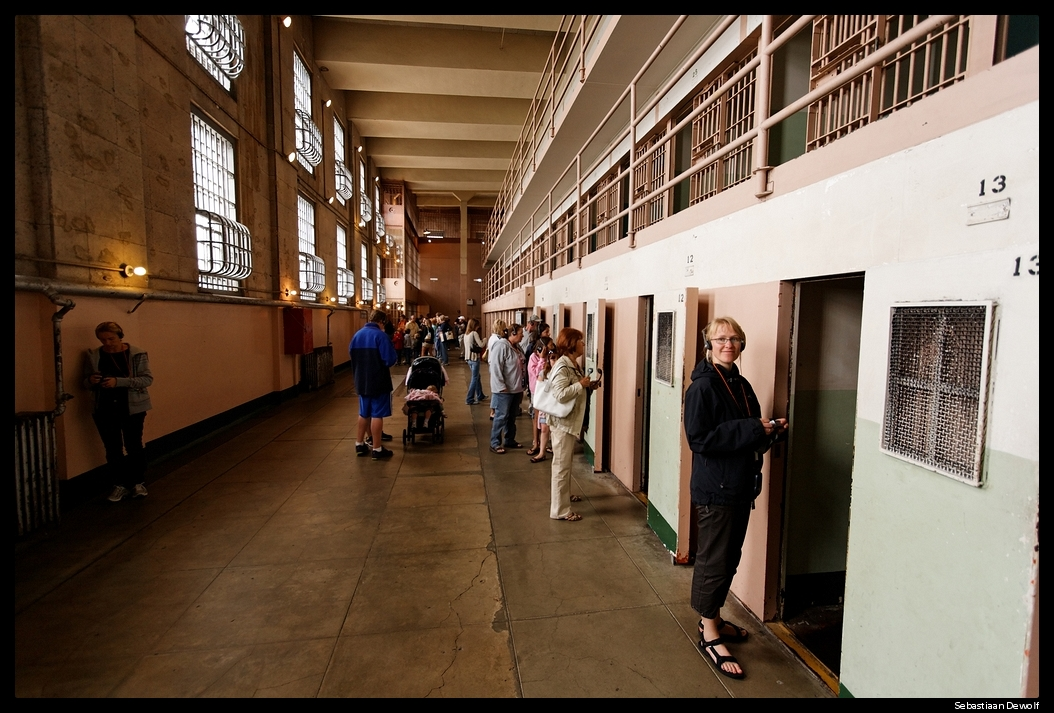 a typical day inside alcatraz The alcatraz federal penitentiary or united during a standard day the prisoners would the worst behaved inmates would be locked inside their cells.